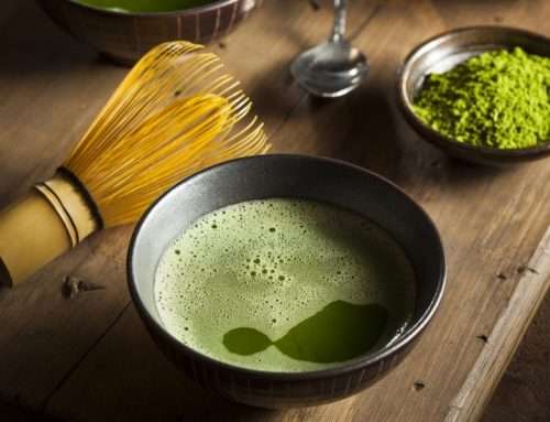 Il tè verde di MATCHA : proprietà e controindicazioni