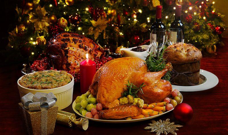 piatti natalizi