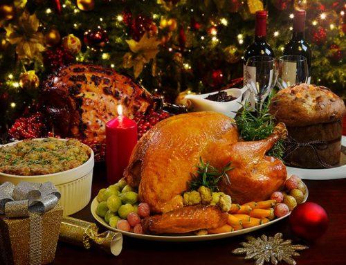 I piatti tipici di Natale : quante calorie contengono?